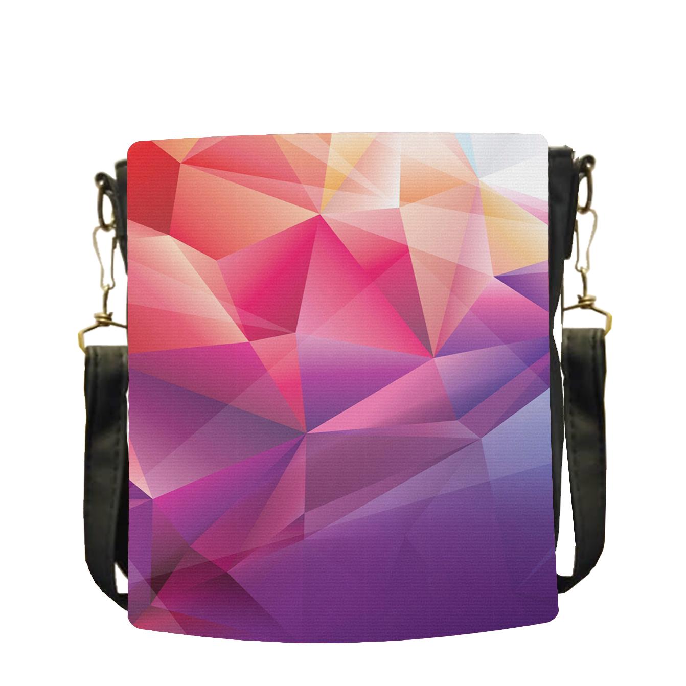 کیف دوشی دخترانه کد B6
