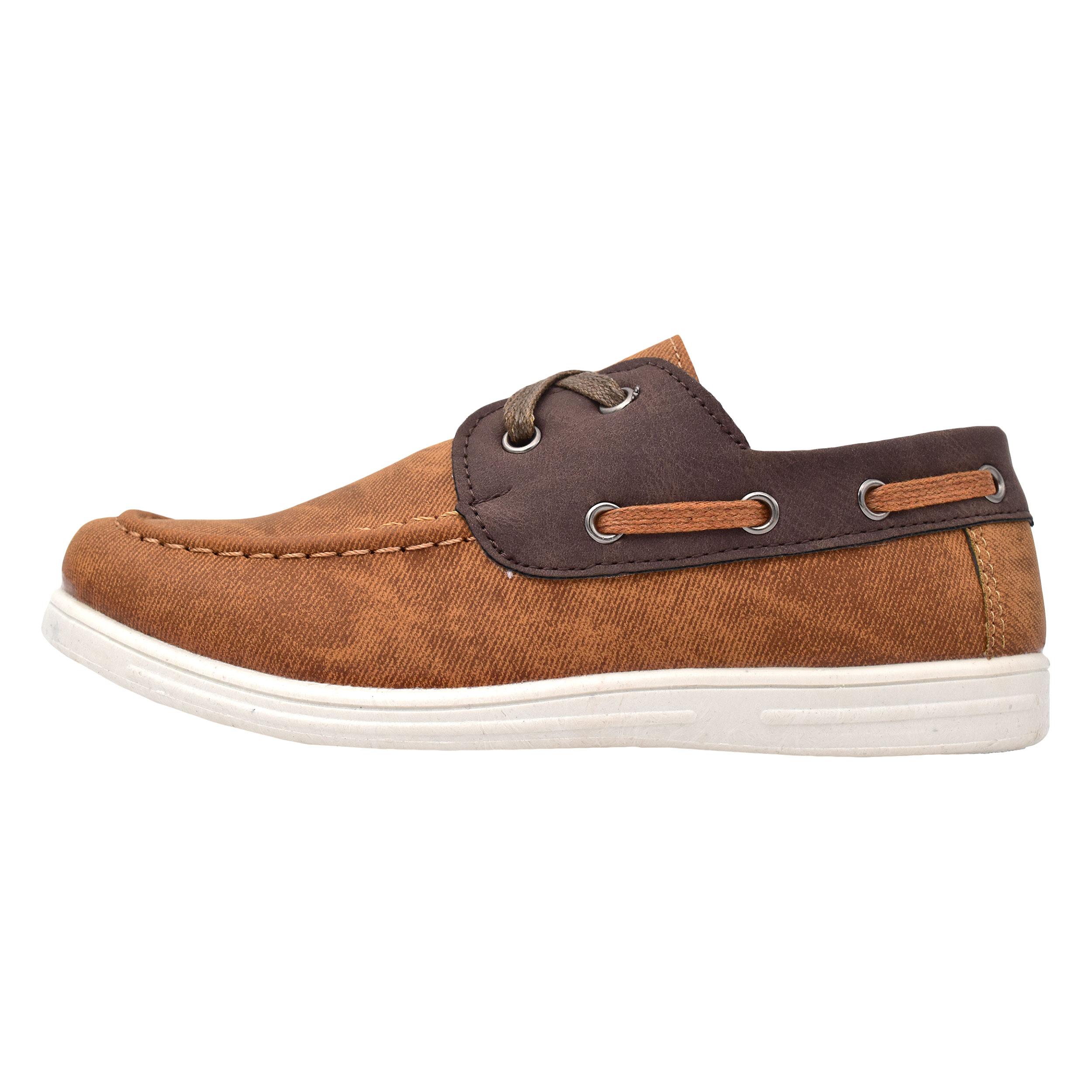 کفش پسرانه پاما مدل KLJ کد G1244