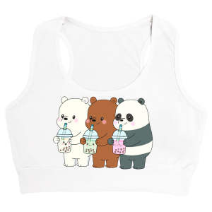 نیم تنه دخترانه مدل سه خرس