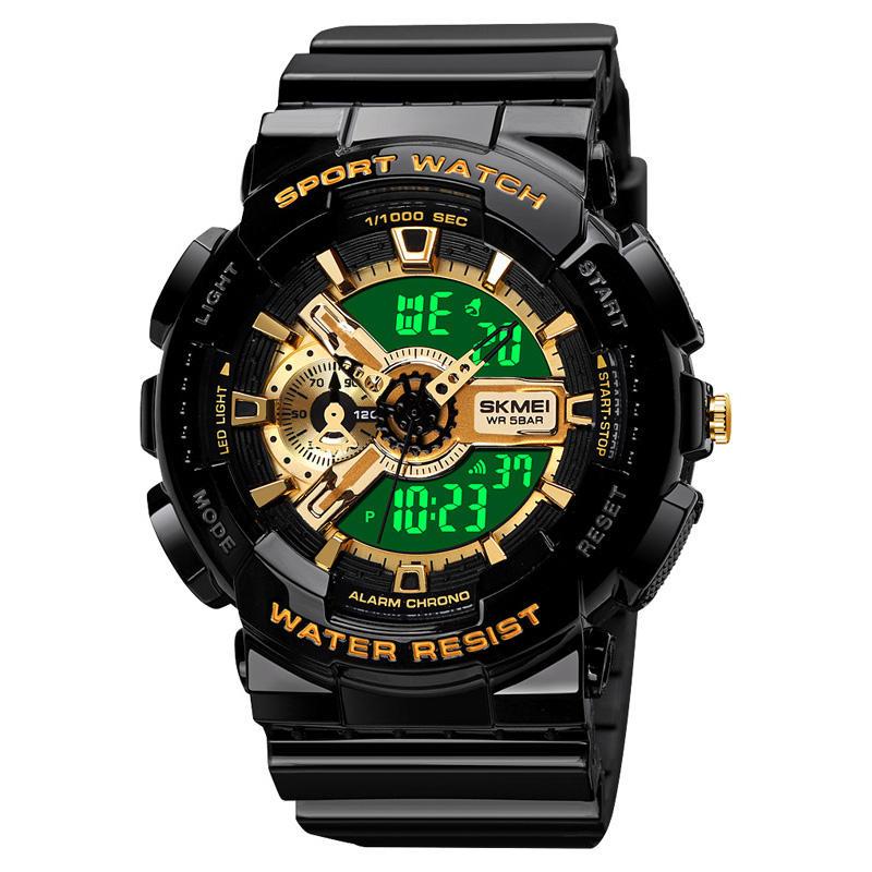 ساعت مچی دیجیتال اسکمی مدل 88-16 کد 01 -  - 11