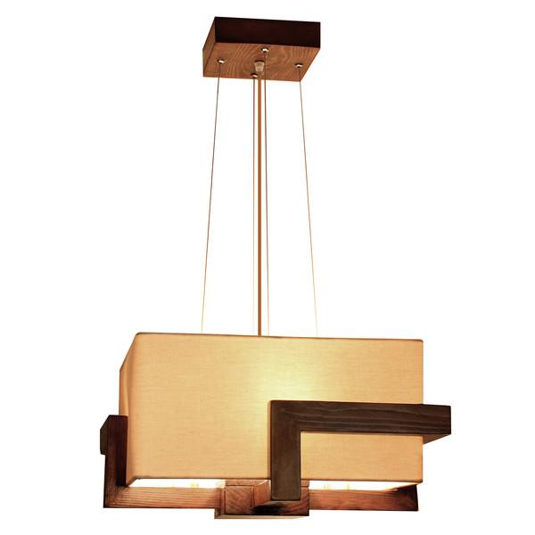 چراغ آویز مسینا مدل V4