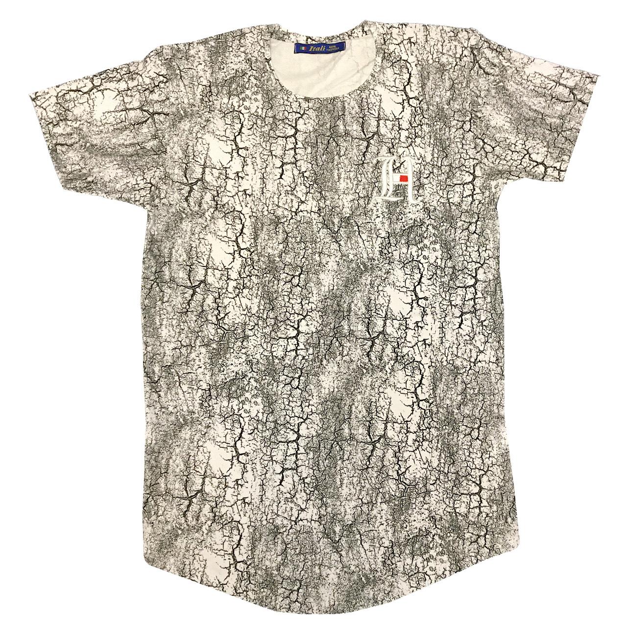 تی شرت آستین کوتاه مردانه مدل S0083