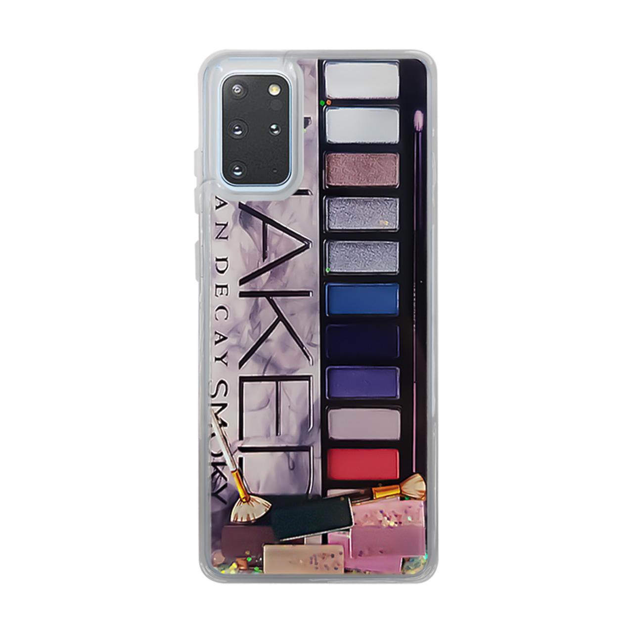 کاور دکین مدل آکواریومی طرح پالت مناسب برای گوشی موبایل سامسونگ  Galaxy S20 Plus