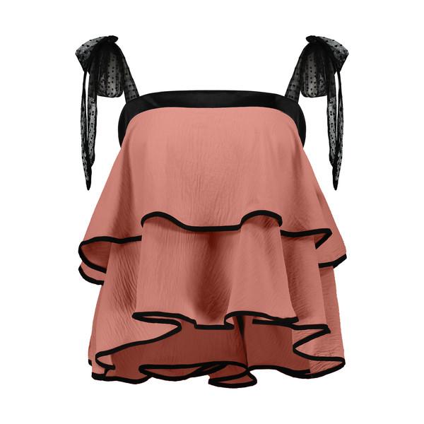 بلوز زنانه کیکی رایکی مدل BB2417-015