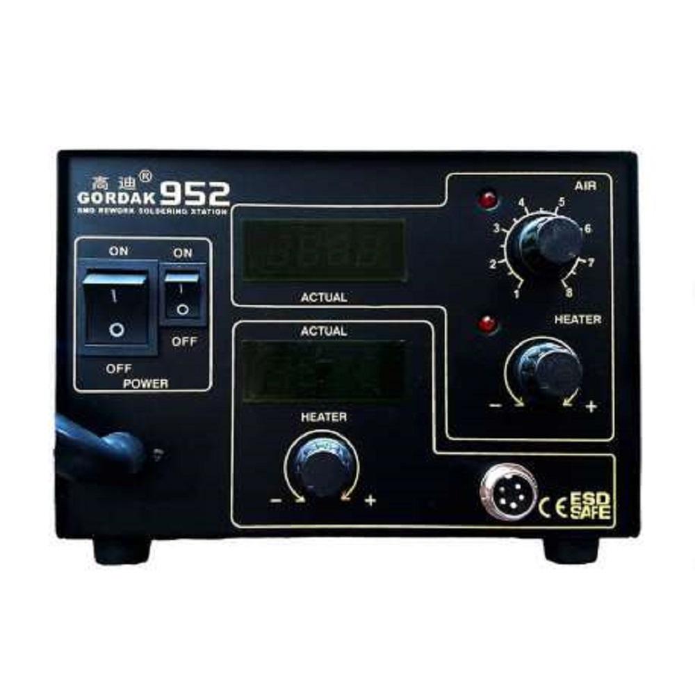 دستگاه هویه 270 وات گرداک مدل 952