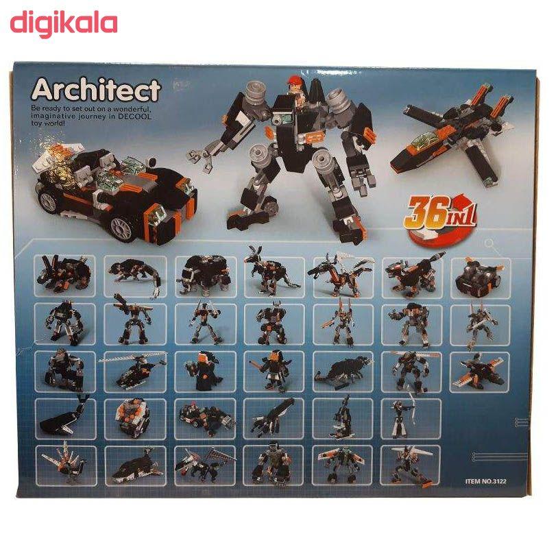 ساختنی دکول مدل آرشیتکت 36 مدل 01 main 1 3