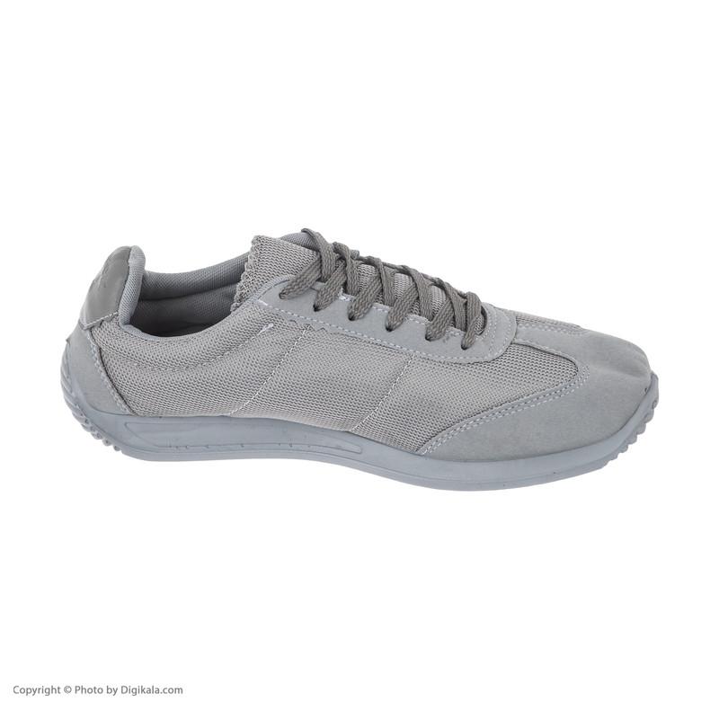 کفش راحتی چابک مدل افرا رنگ طوسی