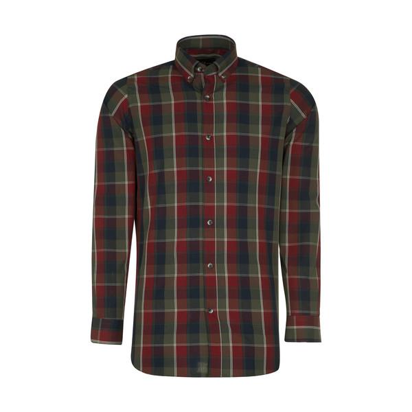 پیراهن آستین بلند مردانه اکزاترس مدل I012024287360004-287
