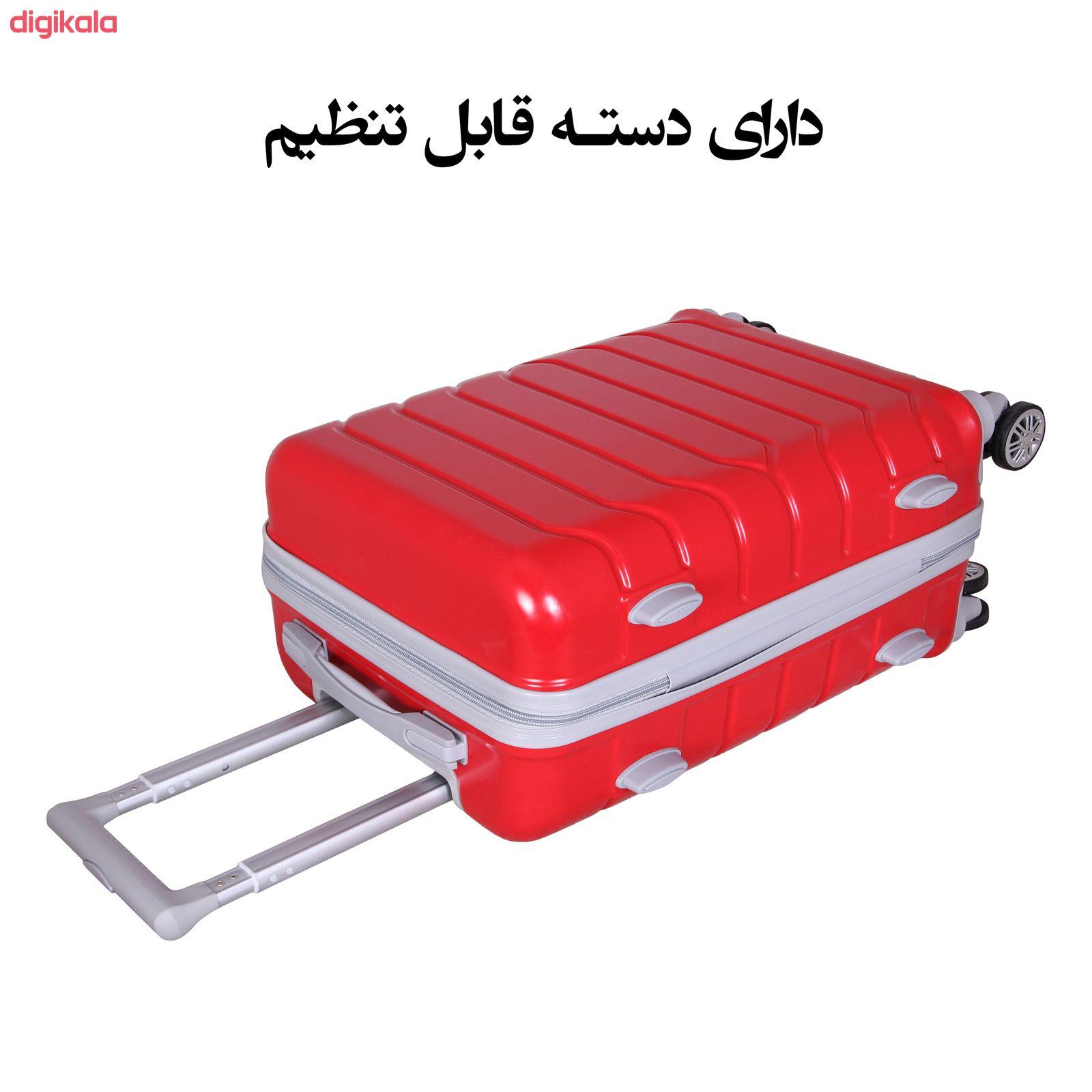 مجموعه سه عددی چمدان مدل 10021 main 1 27
