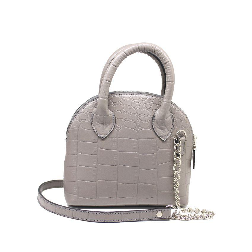 کیف دوشی زنانه چرم آرا مدل d076 -  - 11