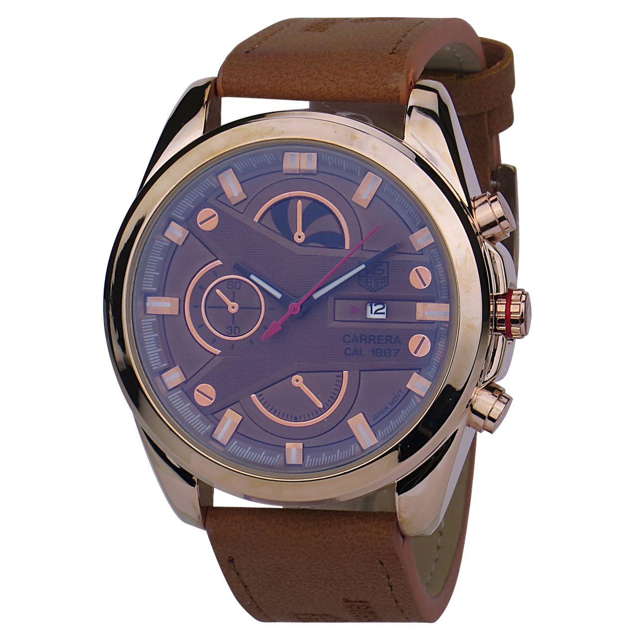 قیمت و خرید                      ساعت مچی عقربهای مردانه مدل C.R Z275