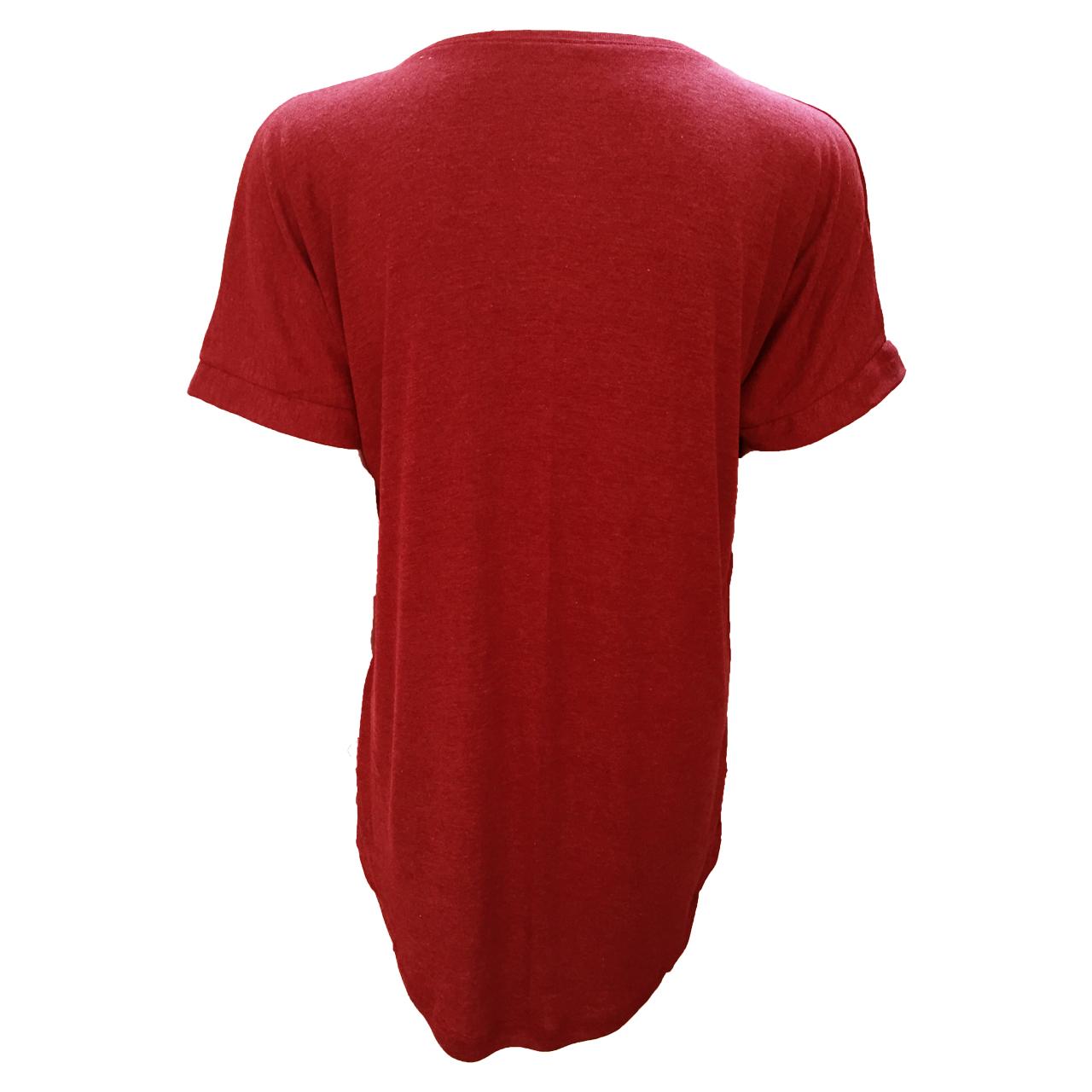 تی شرت آستین کوتاه زنانه مدل WATERFALL کد tms-859