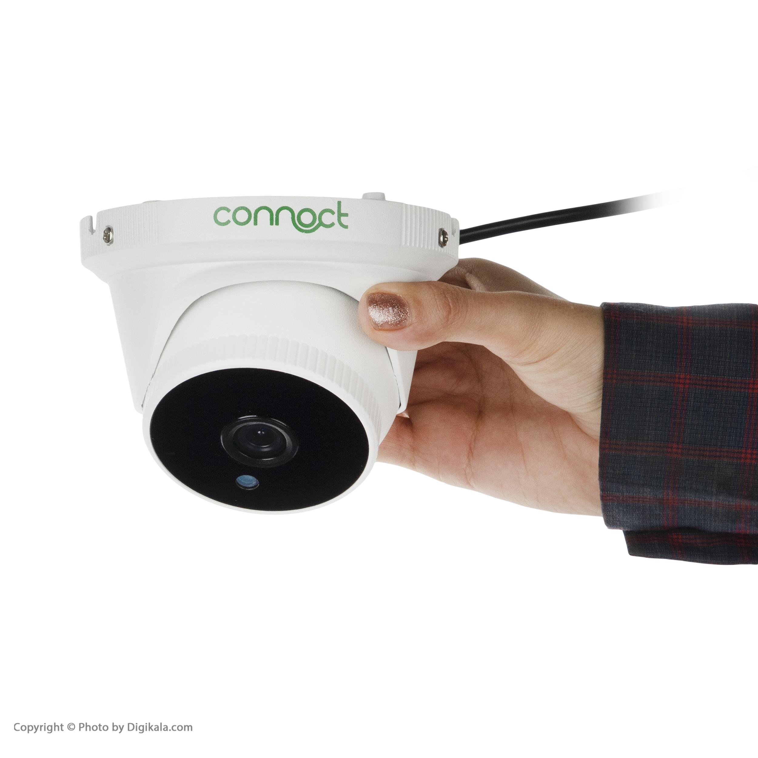 دوربین مداربسته آنالوگ کانکت مدل Cn-111