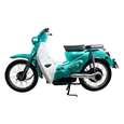 موتورسیکلت برقی کویر مدل KV1958 سال 1399 thumb 3