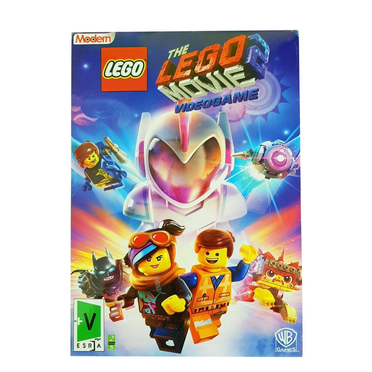 بازی Lego Movie مخصوص PC