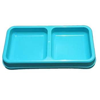 ظرف آب و غذای سگ و گربه مدل lillian bl2
