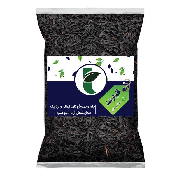 چای سیاه قلم درشت - 500 گرم