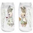 جوراب بچگانه طرح خرگوش مهربان thumb 1