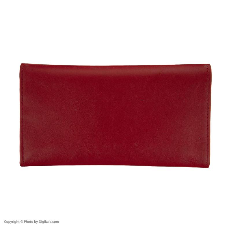 کیف پول زنانه چرمیران مدل 6059308