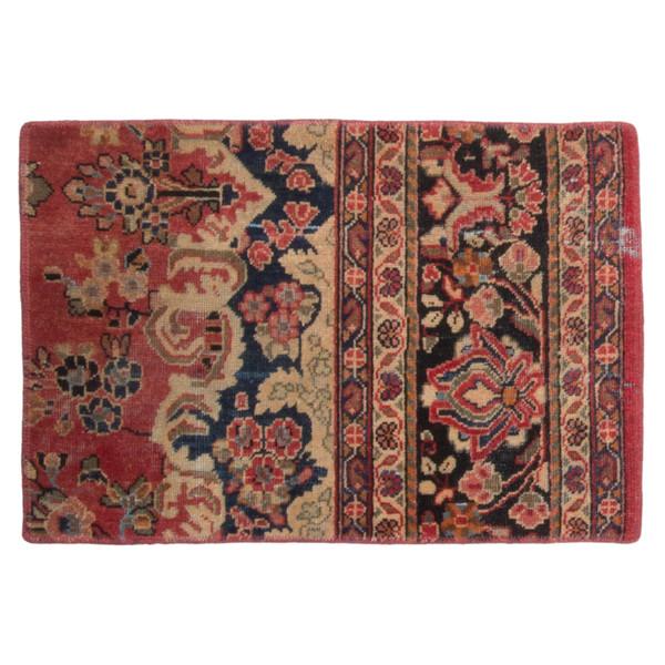 فرش دستباف  نیم متری  کد 11754