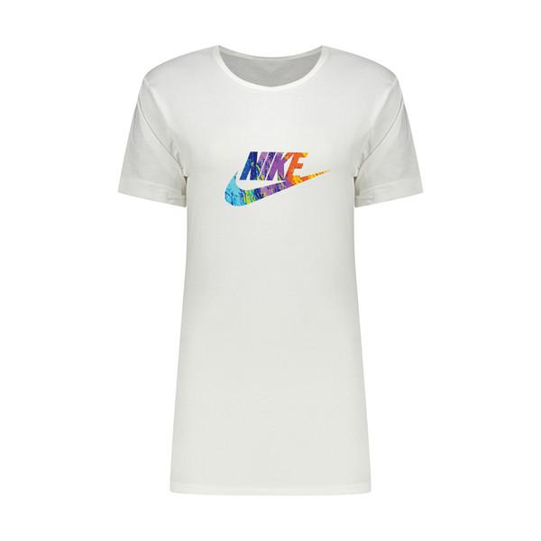 تی شرت آستین کوتاه ورزشی دخترانه مدل Q218