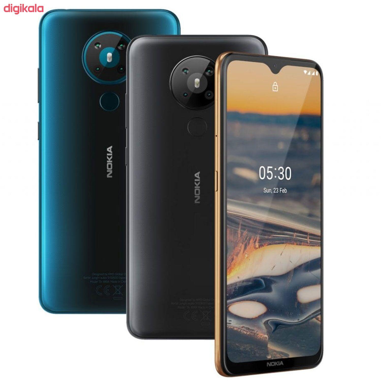 گوشی موبایل نوکیا مدل Nokia 5.3 TA-1234 DS دو سیم کارت ظرفیت 64 گیگابایت و رم 4 گیگابایت main 1 4
