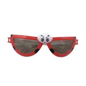 عینک آفتابی بچگانه مدل کفشدوزکی