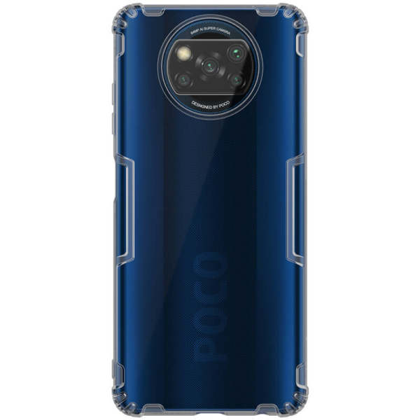 کاور نیلکین مدل Nature مناسب برای گوشی موبایل شیائومی Poco X3 NFC