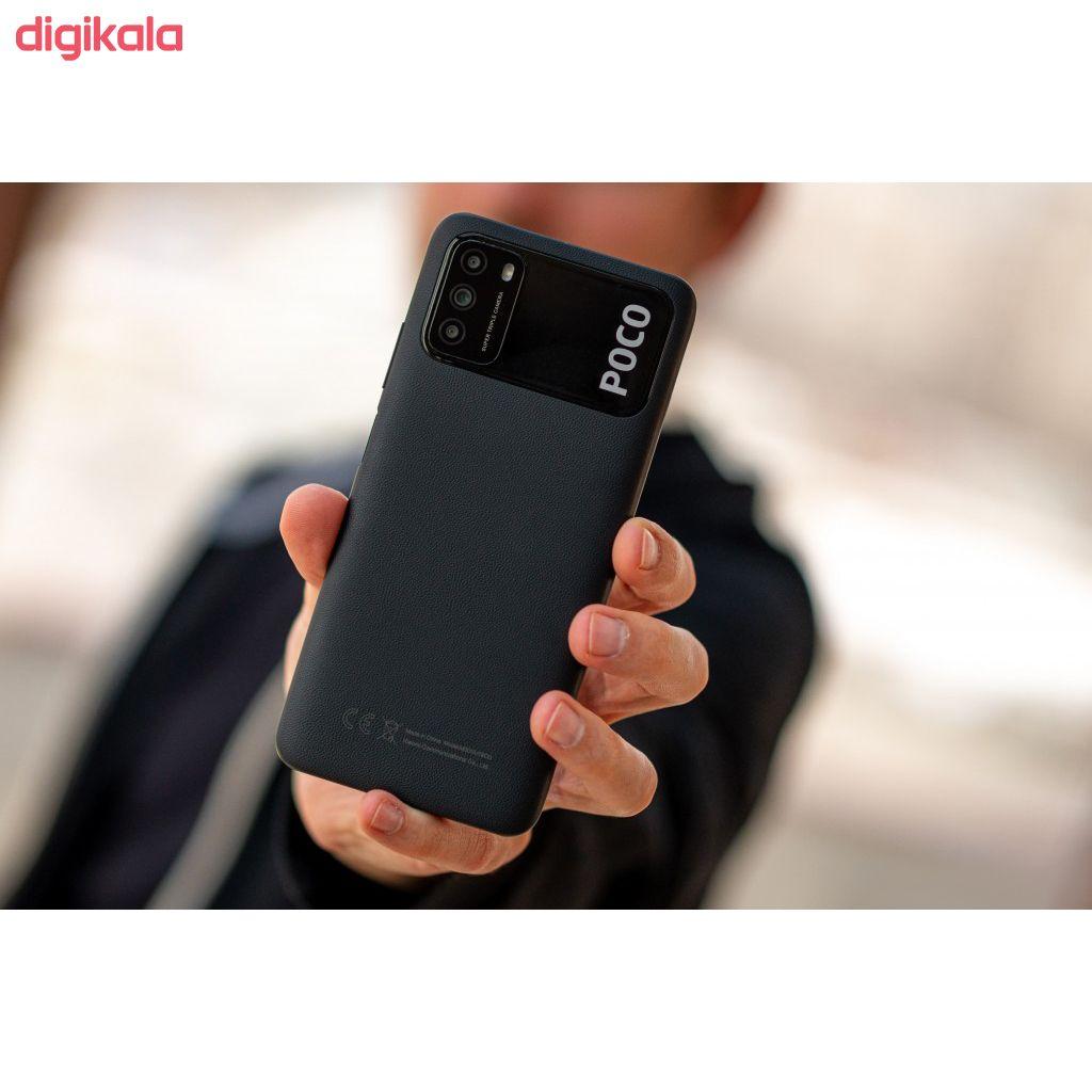 گوشی موبایل شیائومی مدل POCO M3 M2010J19CG دو سیم کارت ظرفیت 128 گیگابایت main 1 16