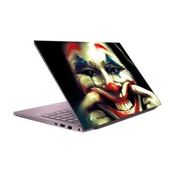 استیکر لپ تاپ طرح جوکر کد 10 مناسب برای لپ تاپ 15.6 اینچی
