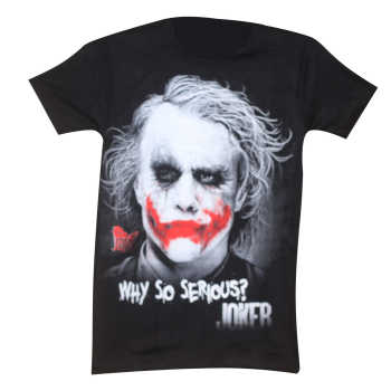 تی شرت پسرانه طرح هیث لجر کد 38