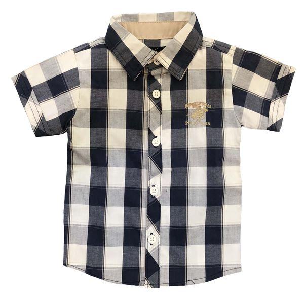 پیراهن پسرانه مدل بازیل کد 4021 غیر اصل