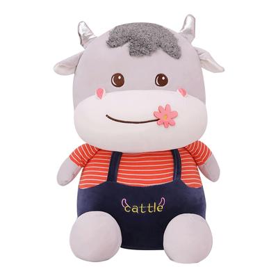 عروسک طرح گاو مدل Moostuffed Boy ارتفاع 30 سانتی متر