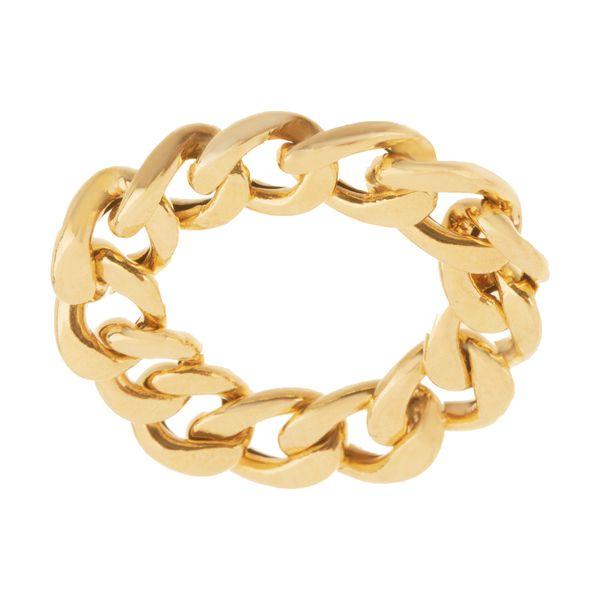 انگشتر طلا ۱۸ عیار زنانه مدل D030