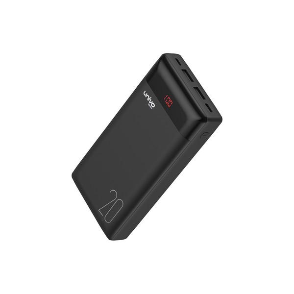 شارژر همراه یونیوو مدل UN20 Pro ظرفیت 20000 میلی آمپر ساعت