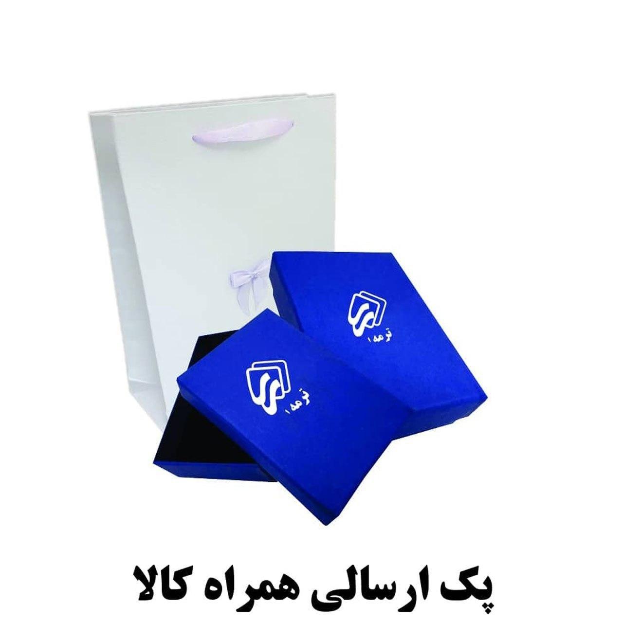 گردنبند نقره زنانه ترمه 1 طرح الله کد mas 0018 -  - 4