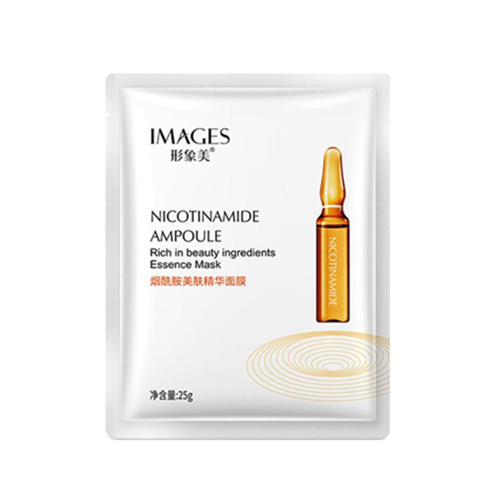 ماسک صورت ایمیجز مدل Nicotinamide Ampoule وزن 25 گرم