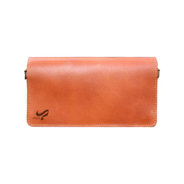 کیف دستی مردانه چرم بیسراک مدل آوا کد DMan-501
