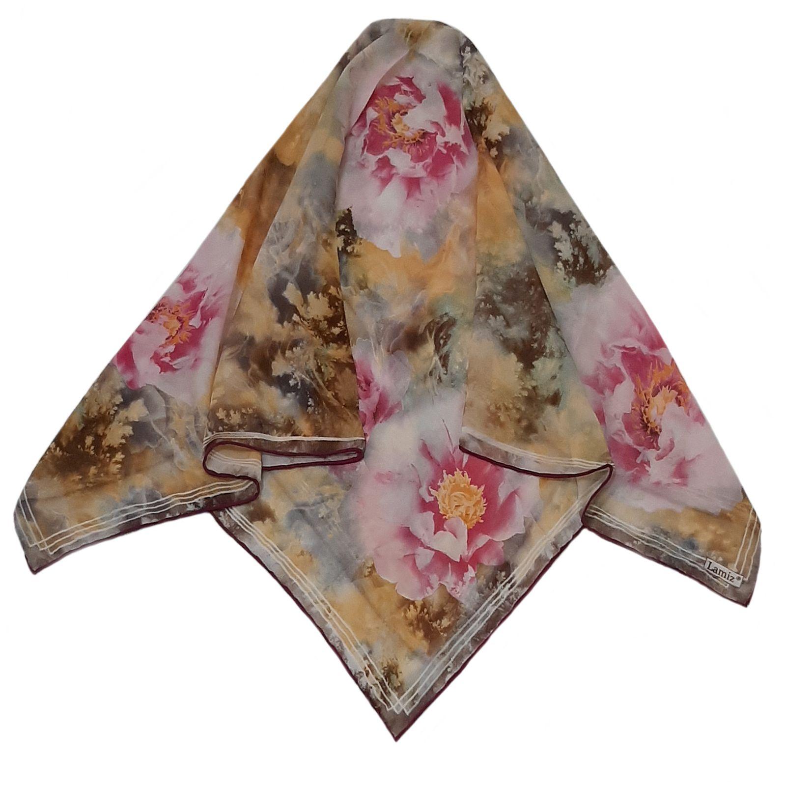 روسری زنانه مدل 3029 -  - 5