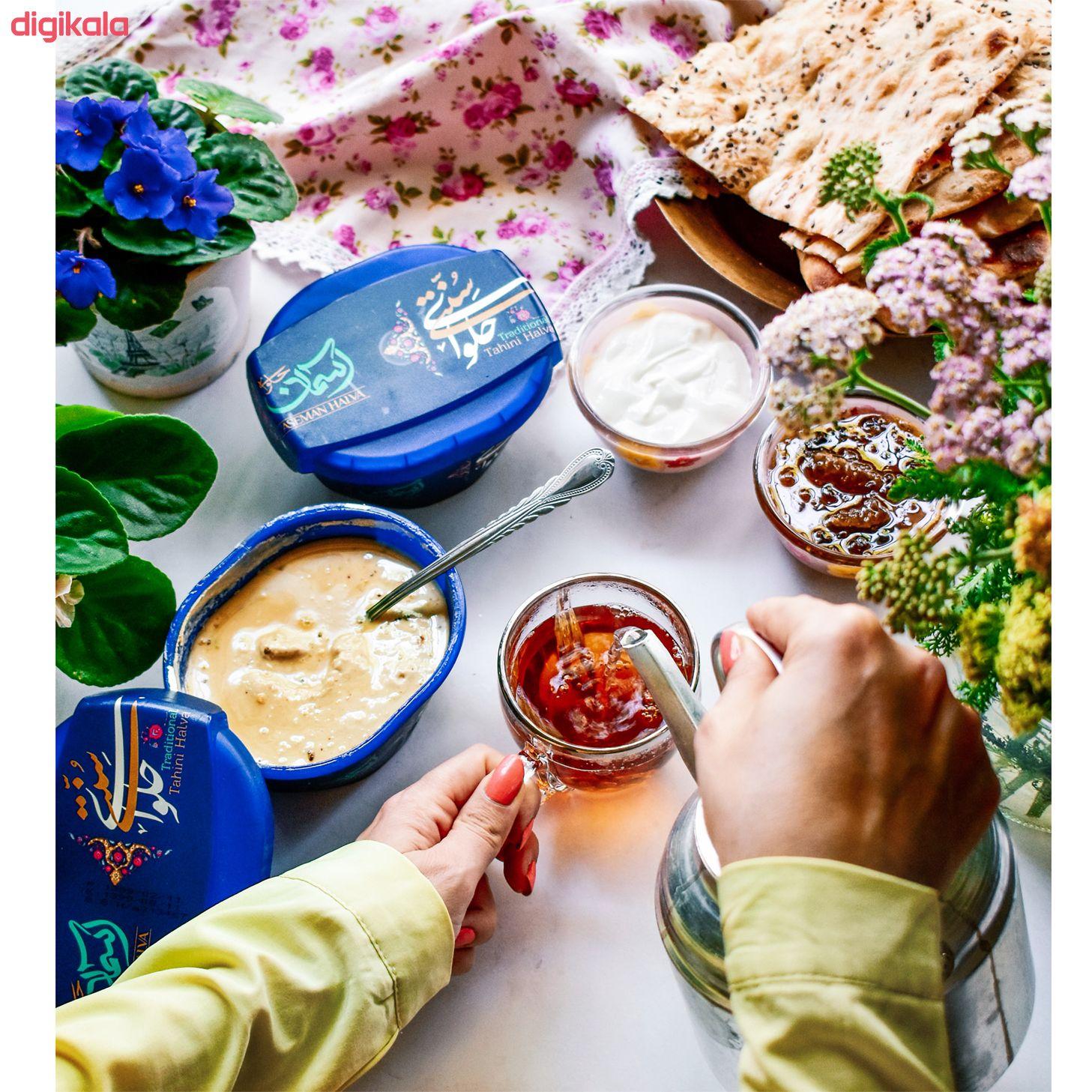 حلوا ارده سنتی آسمان - 450 گرم main 1 2