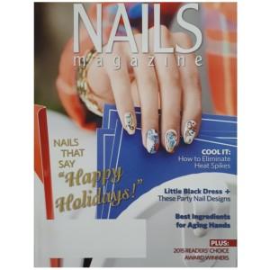 مجله Nails دسامبر 2015