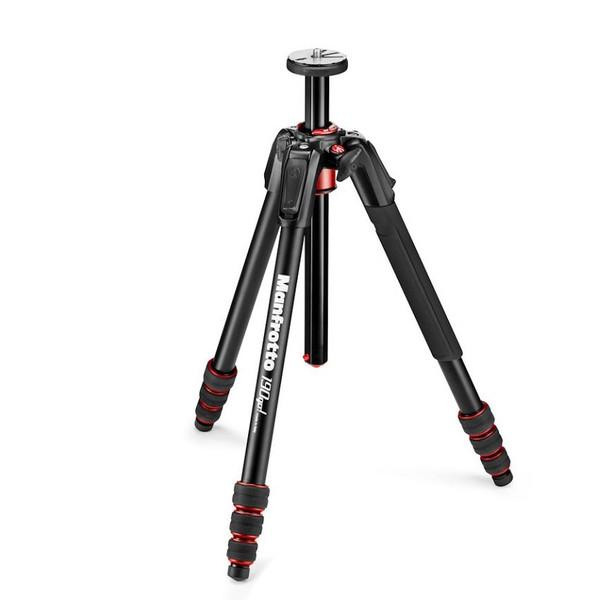 سه پایه دوربین منفروتو مدل MT190GOA4TB