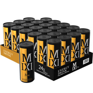 نوشابه انرژی زا میکسی پیکسی - 250 میلی لیتر بسته 24 عددی