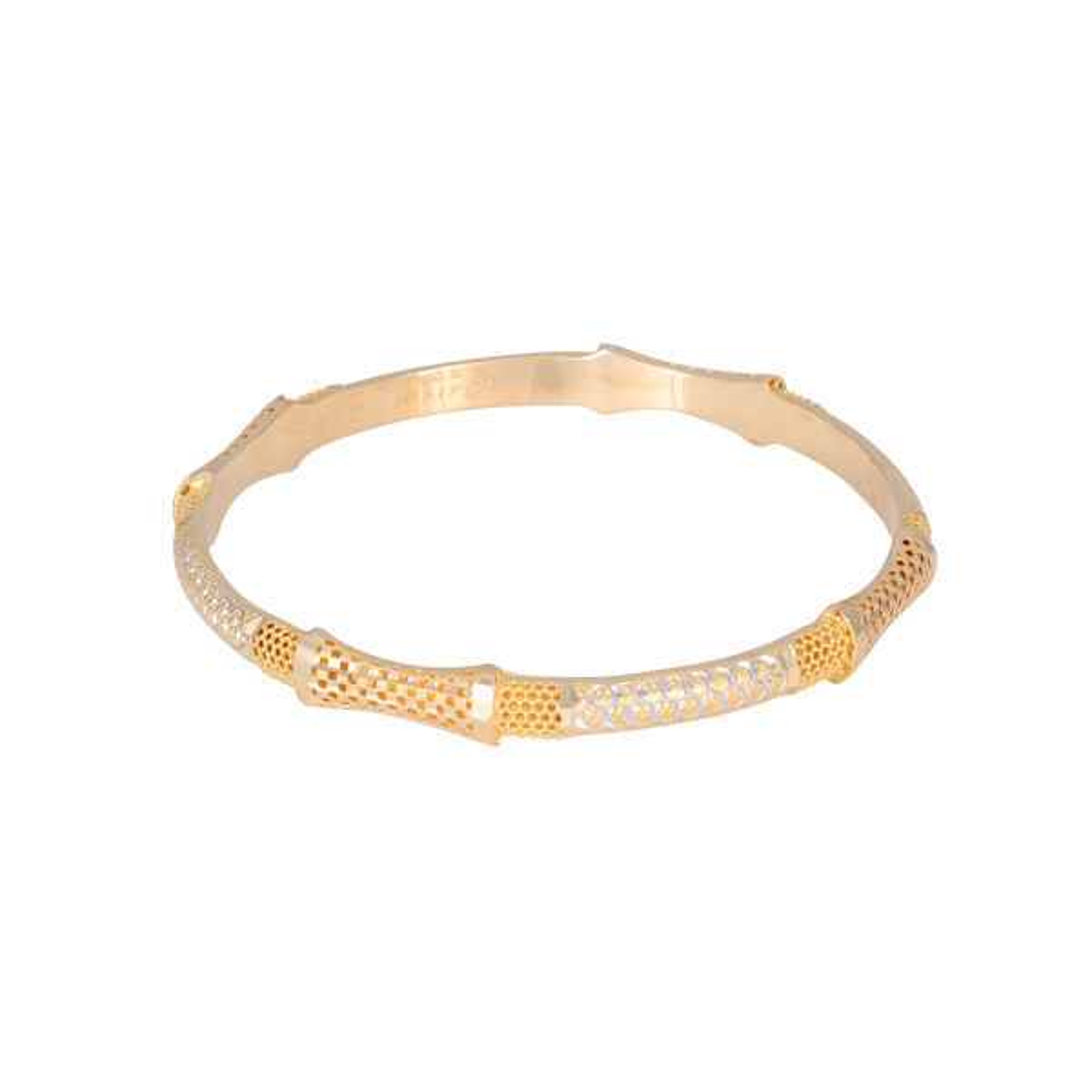 النگو طلا 18 عیار زنانه کد G738