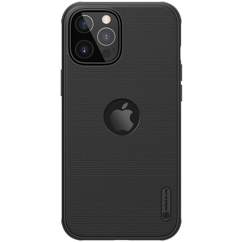 کاور نیلکین مدل Frosted Shield Pro Magnetic مناسب برای گوشی موبایل اپل iPhone 12/ iPhone 12 Pro