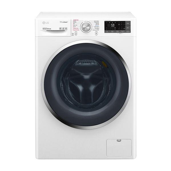 ماشین لباسشویی ال جی مدل WM-966SW ظرفیت 9 کیلوگرم
