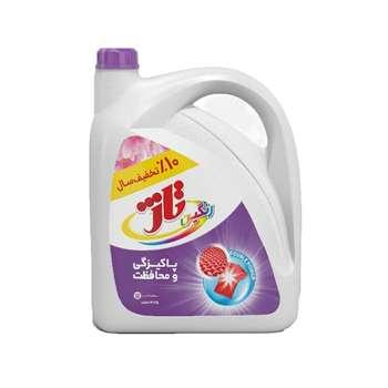 مایع لباسشویی رنگین تاژ مقدار 3750 گرم - تخفیف دار