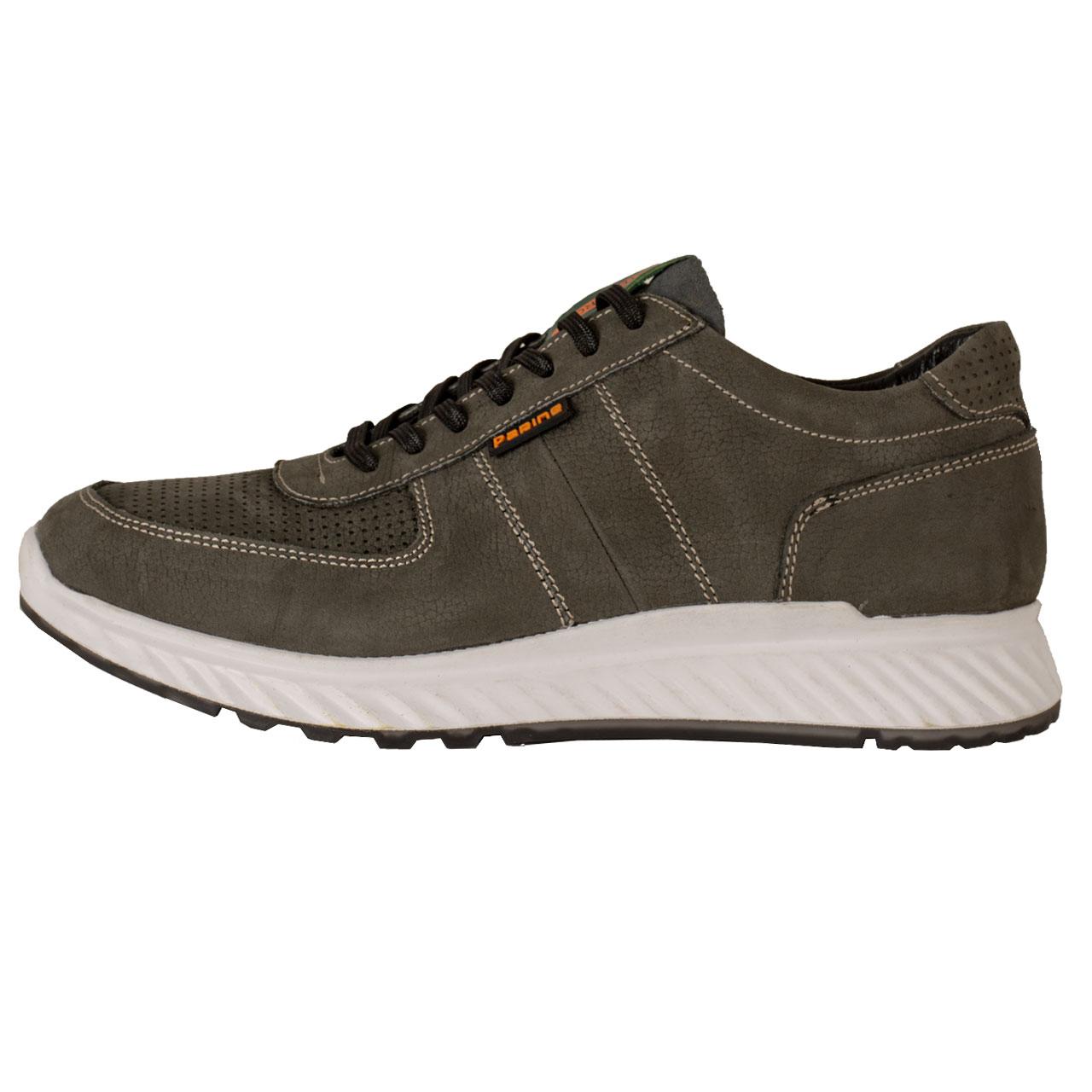 کفش روزمره مردانه  پارینه چرم مدل SHO218-3
