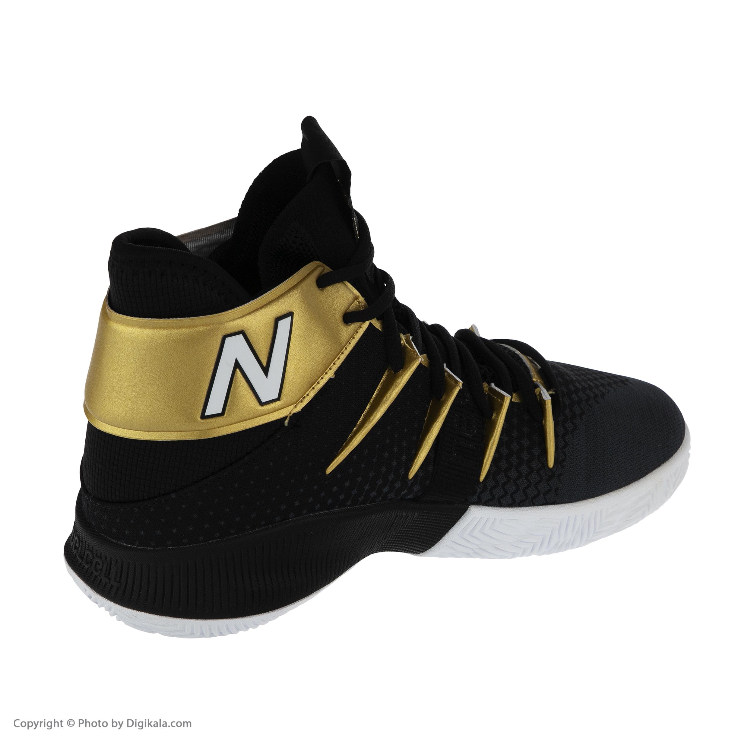 خرید                      کفش بسکتبال مردانه نیو بالانس مدل BBOMN 1PF
