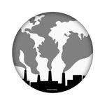 آینه جیبی مدل آلودگی کد 738